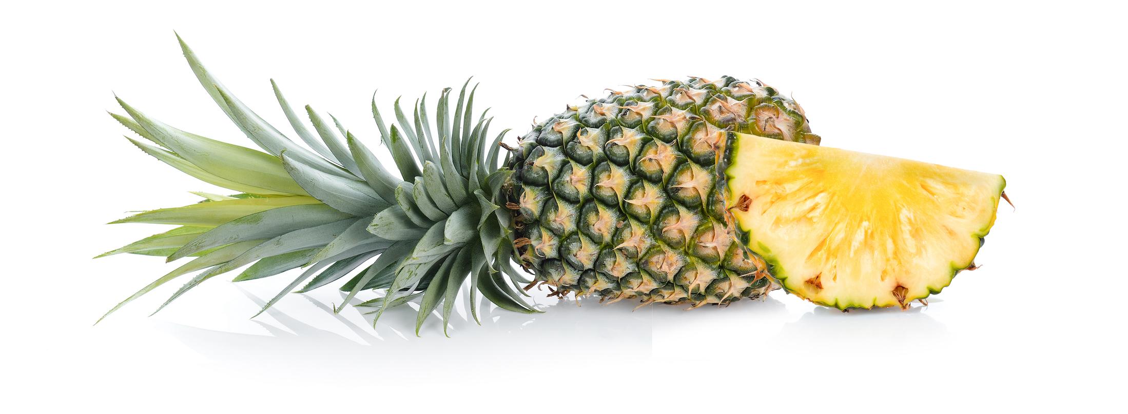 ananas importation fruits exotiques La Ferme de la Métairie