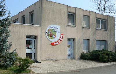 site de fabrication et point de vente - La Ferme de la Métairie